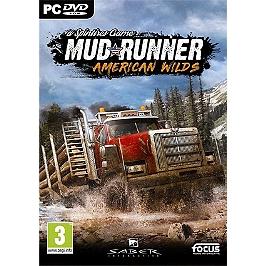 Mudrunner - american wilds edition (PC)