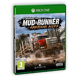 Mudrunner - american wilds edition (XBOXONE)