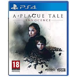 A plague tale : innocence (PS4)