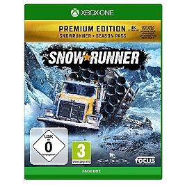 SnowRunner - premium (XBOXONE)