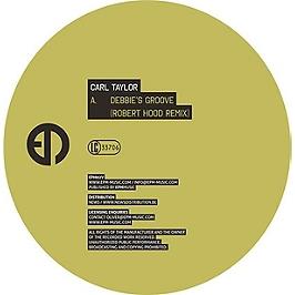 Debbie's groove (Robert Hood remix), Vinyle 45T Maxi