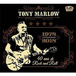 40 ans de rock'n'roll, CD