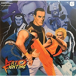 Art of fighting - Definitive soundtrack, CD