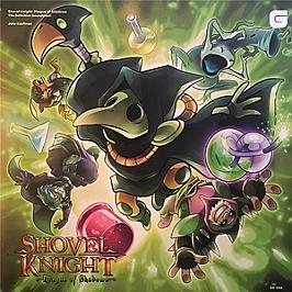 Shovel knight- Plague of shadows OST, CD