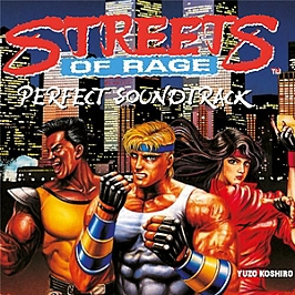 Streets of rage - Perfect soundtrack, CD