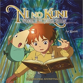 Ni no kuni - Wrath of the white witch OST, CD