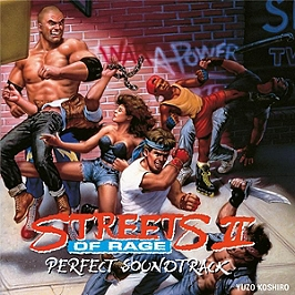 Streets of rage 2 (perfect soundtrack), CD