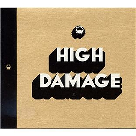 High Tone meets Brain Damage, Vinyle 33T
