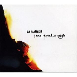 Tout brûle déjà, Vinyle 33T