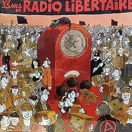 Radio Libertaire a 35 ans, Vinyle 33T