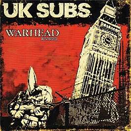 Warhead revisited, Vinyle 33T