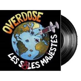 Overdose, Vinyle 33T
