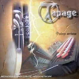 Partage Nocturne, CD