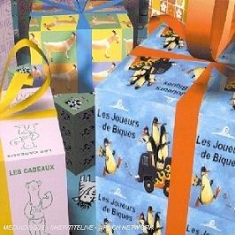 Les Cadeaux, CD Digipack