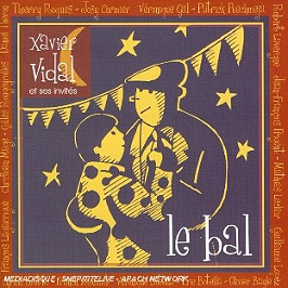Le Bal, CD