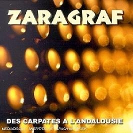 Des Carpates à L'Andalousie, CD