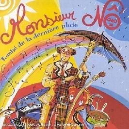 Tombé De La Dernière Pluie, CD