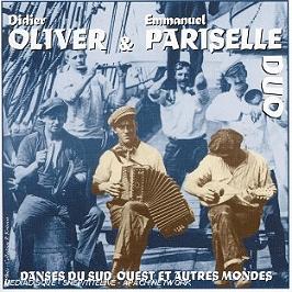 Danses Du Sud-Ouest Et Autres Mondes, CD