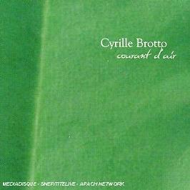Courant D'Air, CD