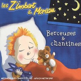 Berceuses & chantines, CD Digipack
