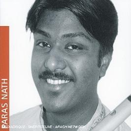 Inde du nord - flûte bansuri, CD Digipack