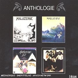 Anthologie, CD Digipack