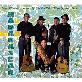 Madagascar all stars, CD Digipack