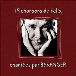19 chansons de Felix..., CD