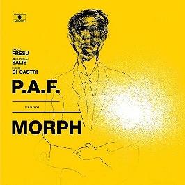 P.A.F. morph, CD