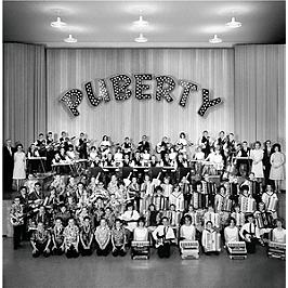 Puberty, CD Digipack