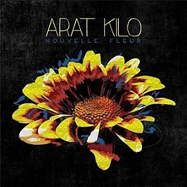 Nouvelle fleur, CD Digipack