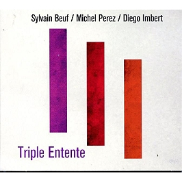 Triple entente, CD Digipack