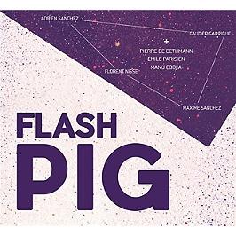 Flash Pig, CD Digipack