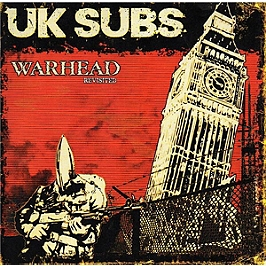 Warhead revisited, CD Digipack