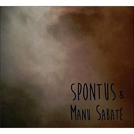Spontus & Manu Sabate, CD