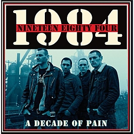 A decade of pain, CD Digipack
