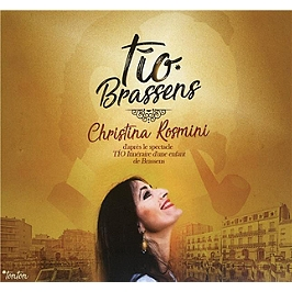 Tio Brassens, CD Digipack