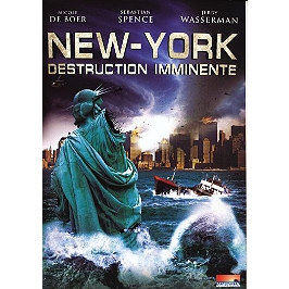 New York : destruction imminente, Dvd