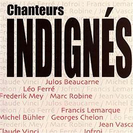 Chanteurs indignés, CD