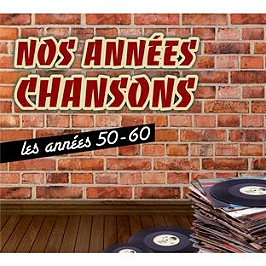 Nos années chansons : 1950-1960, CD + Box