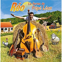 La ferme de pépé lion, CD