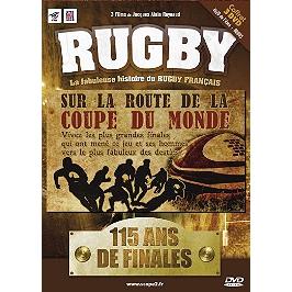 La grande histoire du rugby francais, Dvd