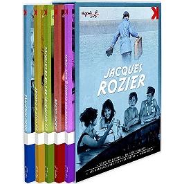 Coffret Jacques Rozier : Adieu Philippine ; Du côté d'Orouet ; Maine Ocean ; Les naufragés de l'île de la tortue, édition collector, Dvd