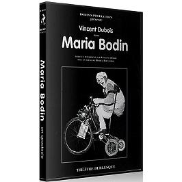 Maria Bodin - en spectacle, Dvd