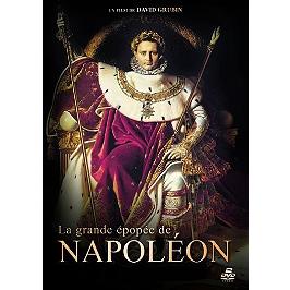La grande épopée de Napoléon, Dvd