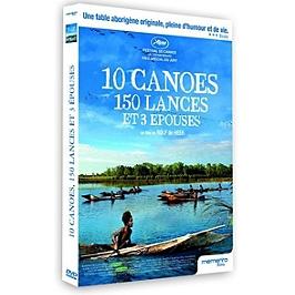 10 canoes, 150 lances et 3 epouses, Dvd