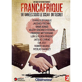 La Françafrique, Dvd