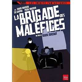 La brigade des maléfices, Dvd