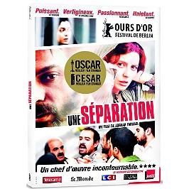 Une séparation, Dvd