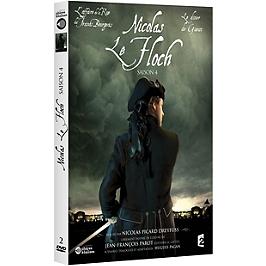 Coffret Nicolas le Floch, saison 4, Dvd